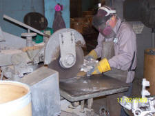 Sawing Castings
